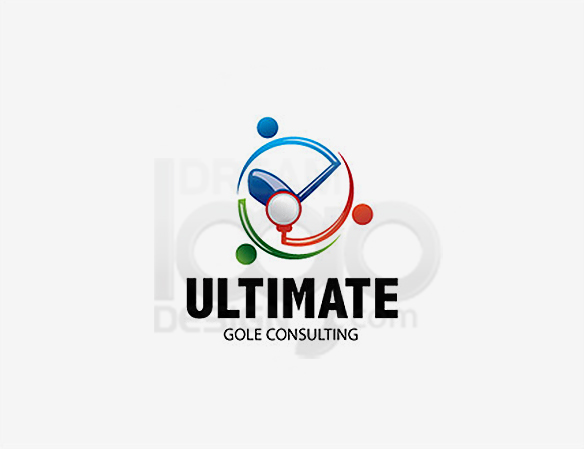 Consulting Logo Design Portfolio 33 - DreamLogoDesign