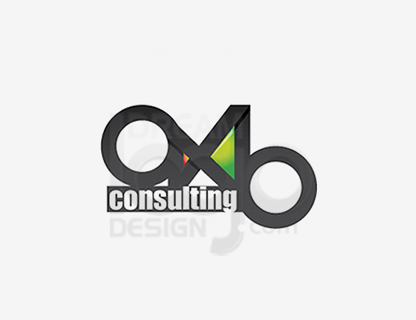 Consulting Logo Design Portfolio 38 - DreamLogoDesign