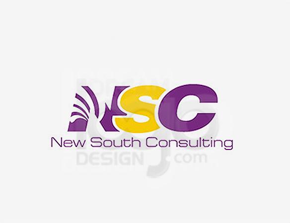 Consulting Logo Design Portfolio 6 - DreamLogoDesign