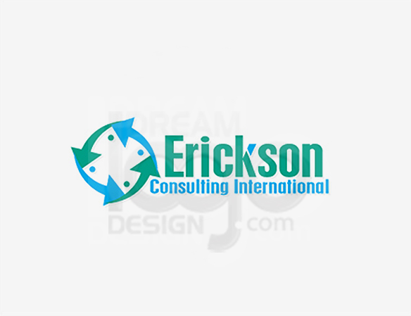 Consulting Logo Design Portfolio 8 - DreamLogoDesign