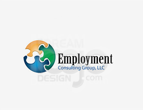 Consulting Logo Design Portfolio 9 - DreamLogoDesign