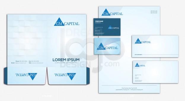 Corporate Identity Design Portfolio 1 - DreamLogoDesign