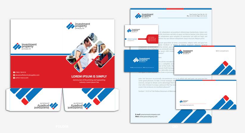 Corporate Identity Design Portfolio 12 - DreamLogoDesign