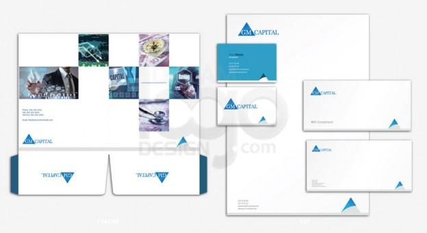 Corporate Identity Design Portfolio 2 - DreamLogoDesign
