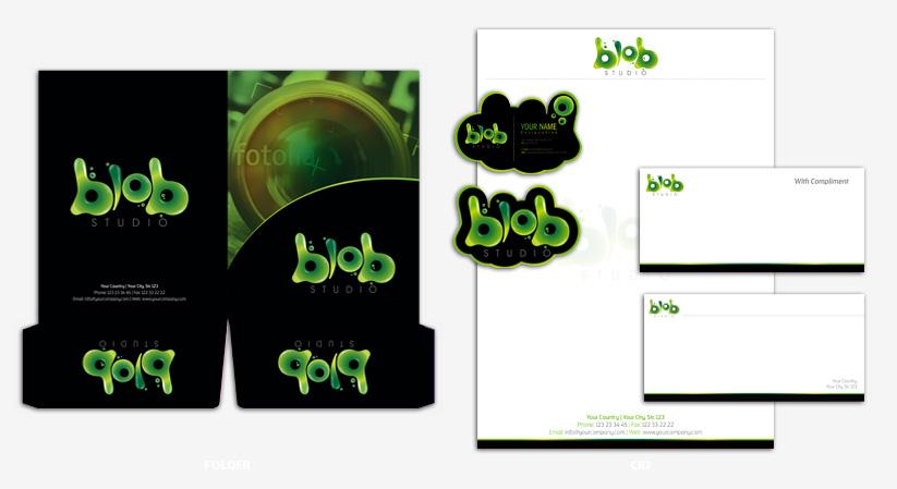 Corporate Identity Design Portfolio 7 - DreamLogoDesign