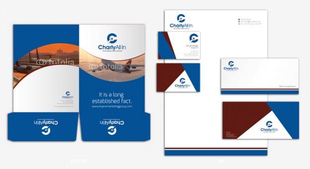 Corporate Identity Design Portfolio 8 - DreamLogoDesign