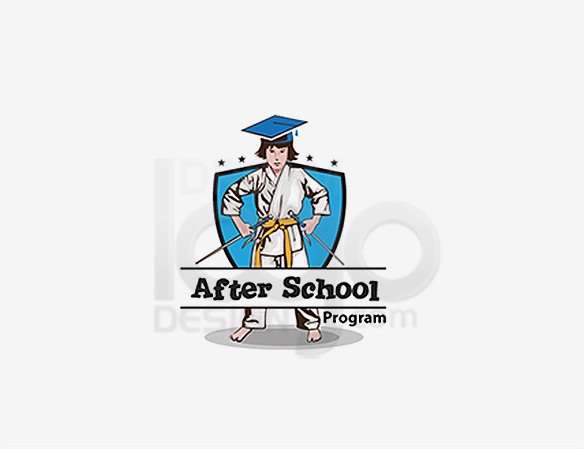 Education Logo Design Portfolio 1 - DreamLogoDesign