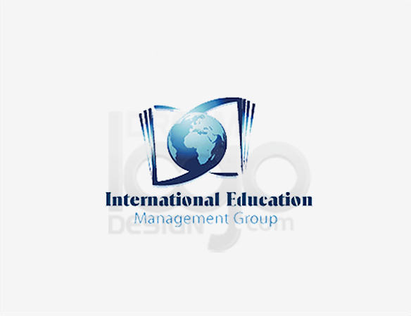 International Education Management Group Logo Design - DreamLogoDesign