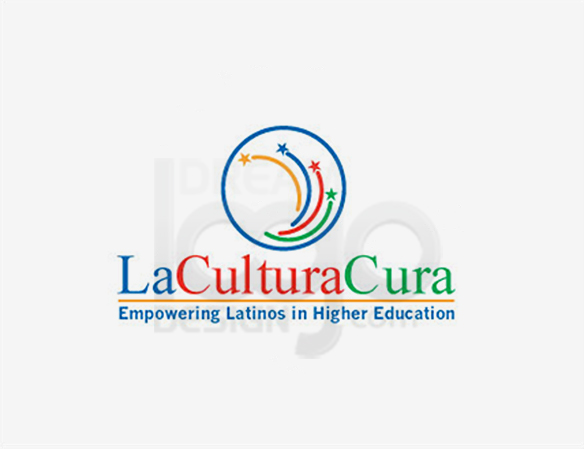 La Cultura Cure Empowering Lations in Higher Education Logo Design - DreamLogoDesign
