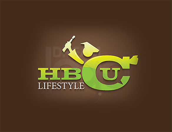 HBCU Lifestyle Education Logo Design - DreamLogoDesign