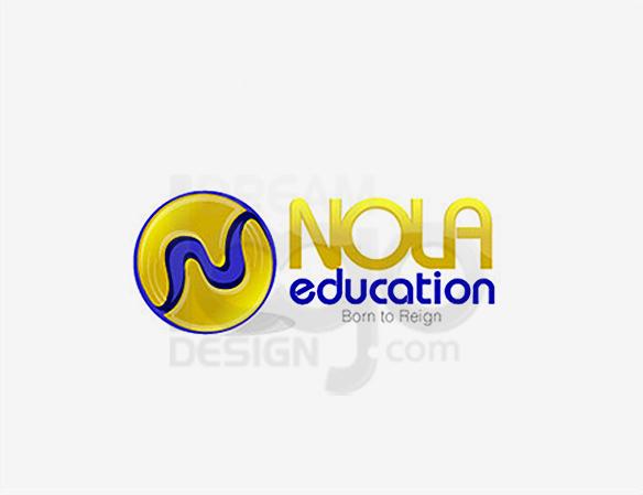 Nola Education Logo Design - DreamLogoDesign