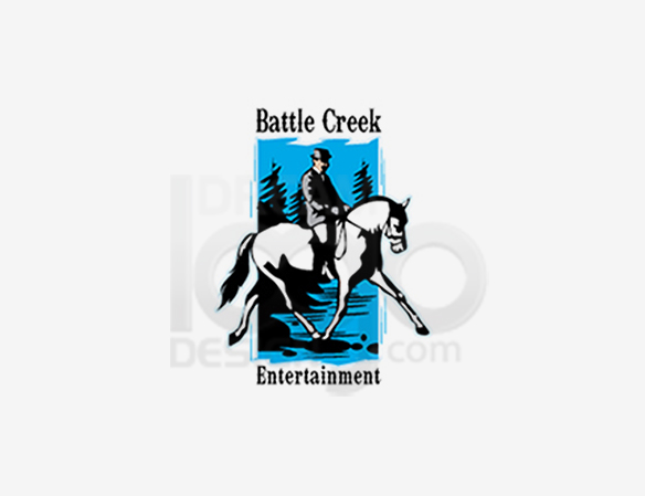 Battle Creek Entertainment Logo Design - DreamLogoDesign