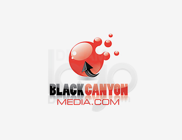 Black Canyon Media Entertainment Logo Design - DreamLogoDesign