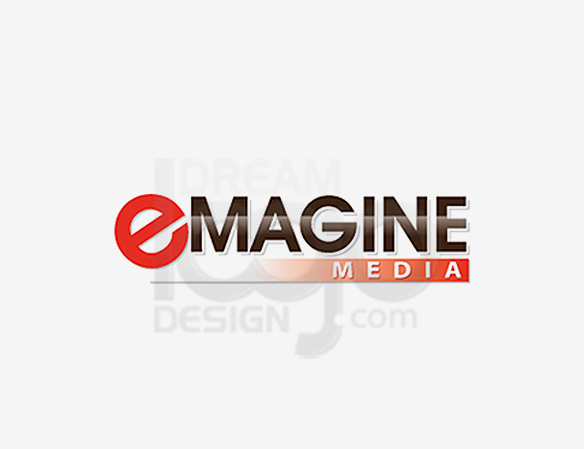 Emagine Media Entertainment Logo Design - DreamLogoDesign