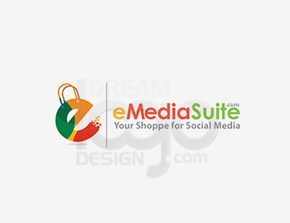 EMedia Suite Entertainment Logo Design - DreamLogoDesign