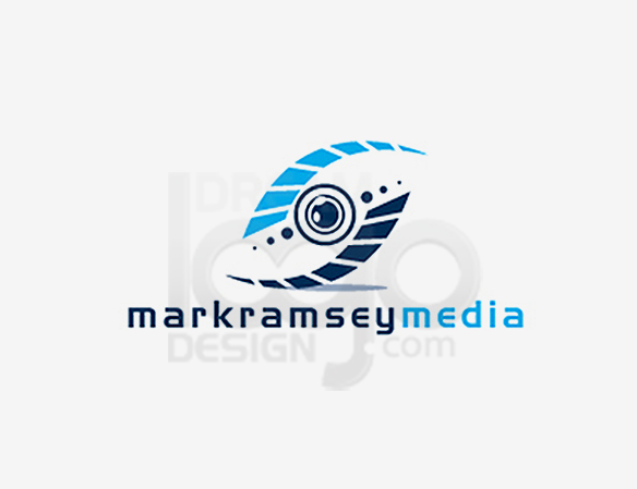 Markramsey Media Entertainment Logo Design - DreamLogoDesign