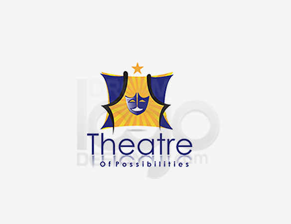 Theatre of Possibilities Entertainment Logo Design - DreamLogoDesign
