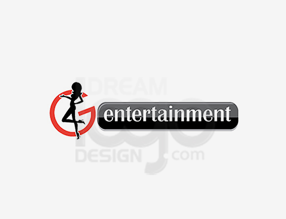 Creative Entertainment Logo Design - DreamLogoDesign