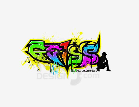 Entertainment Logo Design Portfolio 36 - DreamLogoDesign