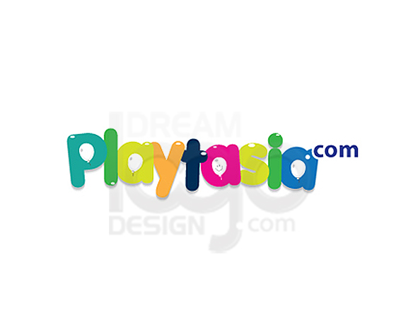 Playtasia Entertainment Logo Design - DreamLogoDesign