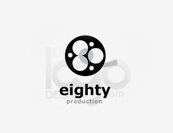 Entertainment Logo Design Portfolio 43 - DreamLogoDesign