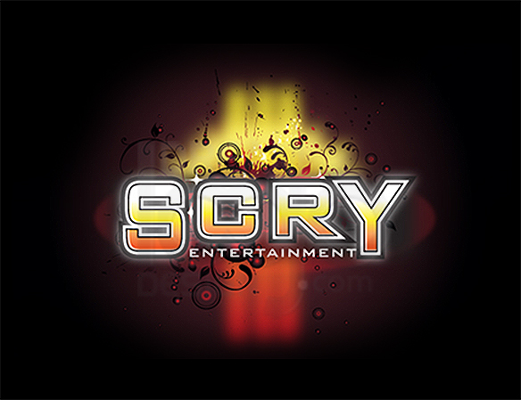 Entertainment Logo Design Portfolio 44 - DreamLogoDesign