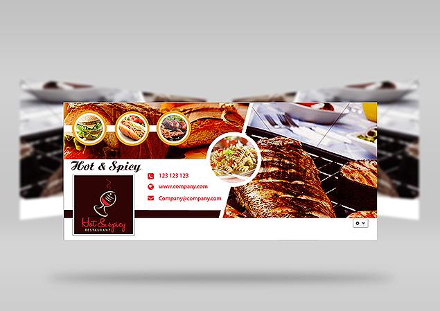 Custom Facebook Cover Design Portfolio 7 - DreamLogoDesign
