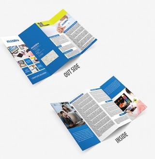 Four Fold Brochure 3
