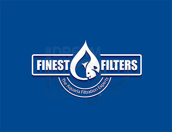 Finest Filters Healthcare Logo Design - DreamLogoDesign