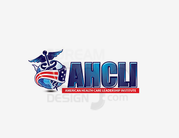 AHCLI Healthcare Logo Design - DreamLogoDesign