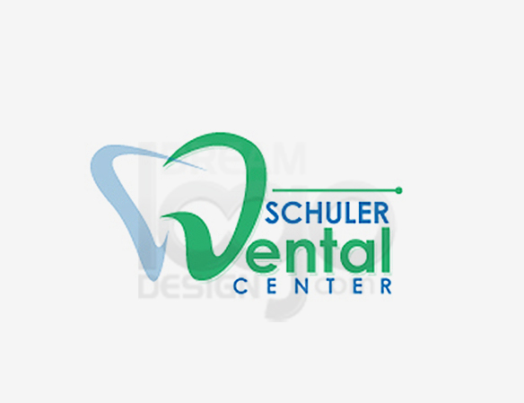 Schuyler Dental Center Healthcare Logo Design - DreamLogoDesign