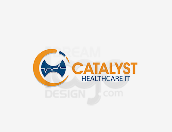 Healthcare Logo Design Portfolio 55 - DreamLogoDesign