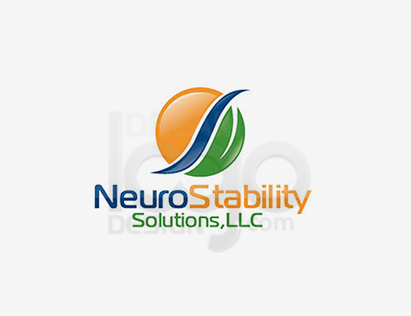 Neuro Stability Solution LLC Healthcare Logo Design - DreamLogoDesign