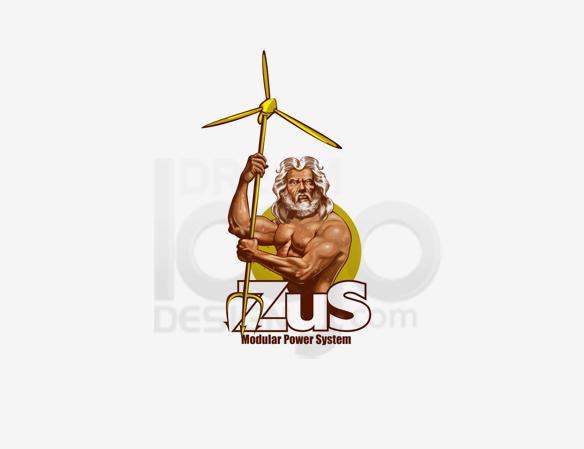 Illustrative Logo Design Portfolio 45 - DreamLogoDesign