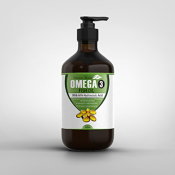 Product Label Design Portfolio 4 - DreamLogoDesign