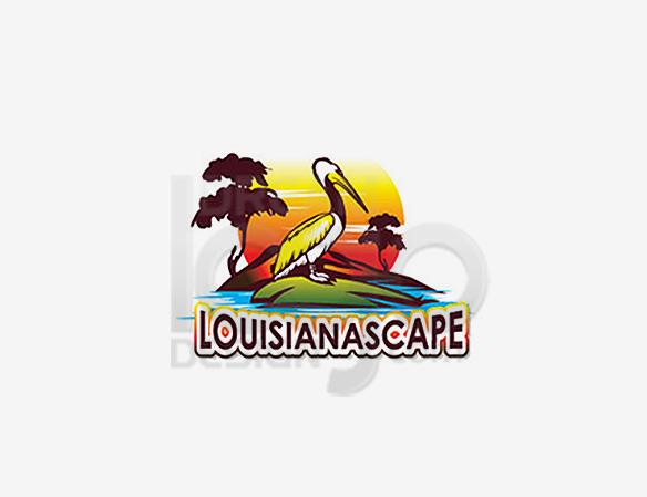 Landscaping Logo Design Portfolio 16 - DreamLogoDesign