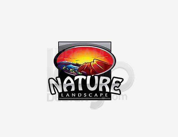 Nature Landscaping Logo Design - DreamLogoDesign