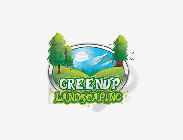 Landscaping Logo Design Portfolio 33 - DreamLogoDesign