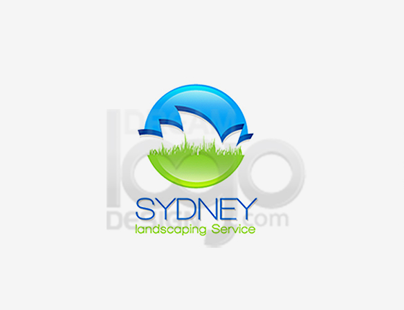 Sydney Landscaping Services Logo Design - DreamLogoDesign