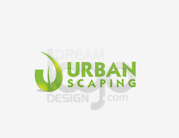 Urban Scaping Landscaping Logo Design - DreamLogoDesign