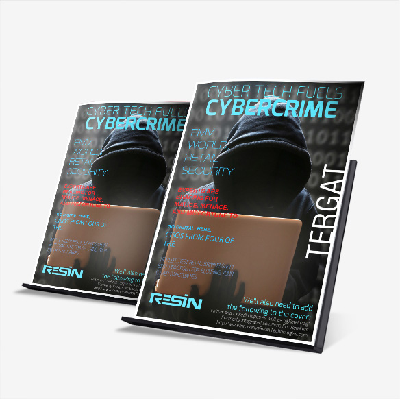 Magazine Cover Design Portfolio 4 - DreamLogoDesign