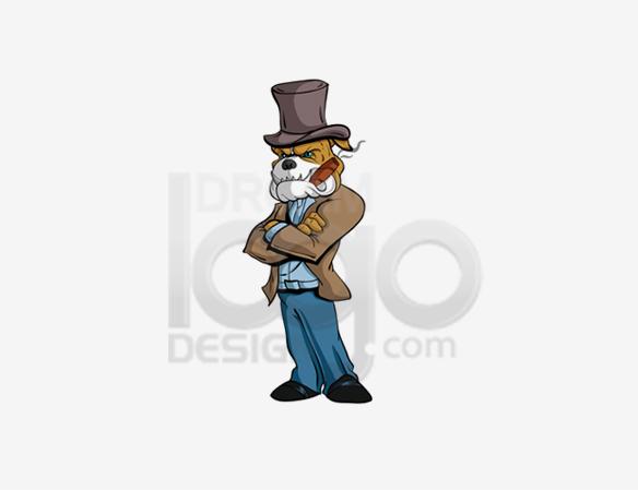 Mascot Logo Design Portfolio 1 - DreamLogoDesign