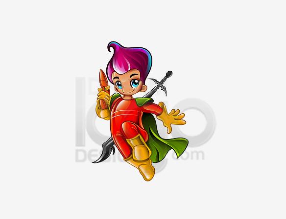 Mascot Logo Design Portfolio 11 - DreamLogoDesign