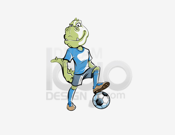 Mascot Design Portfolio 3 - DreamLogoDesign