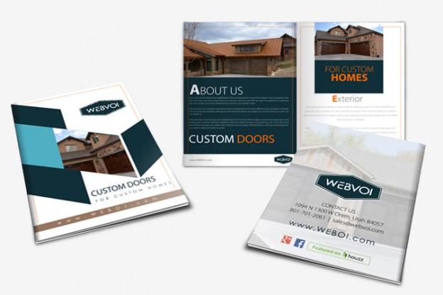 Media Kit Design Portfolio 4 - DreamLogoDesign