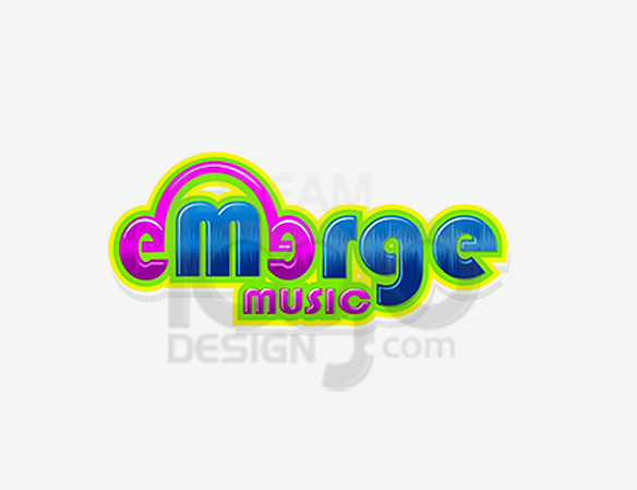 Music Logo Design Portfolio 19 - DreamLogoDesign