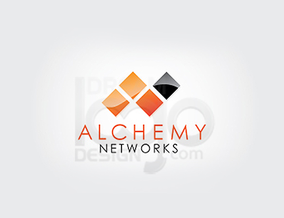 Networking Logo Design Portfolio 1 - DreamLogoDesign
