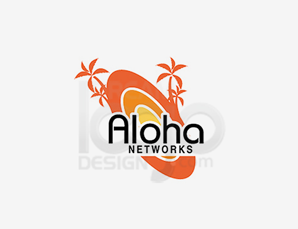 Networking Logo Design Portfolio 2 - DreamLogoDesign