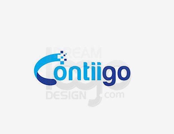 Networking Logo Design Portfolio 8 - DreamLogoDesign