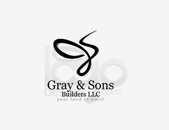 Real Estate Logo Design Portfolio 1 - DreamLogoDesign